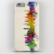 Glasgow Scotland Skyline Slim Case iPhone 6s Plus