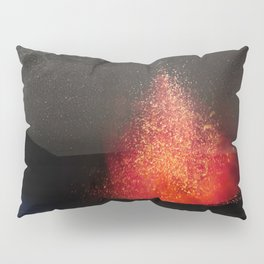 Kilauea Volcano Eruption .3 Pillow Sham