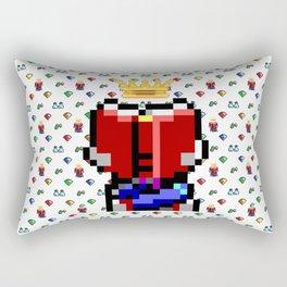 Commander Keen Rectangular Pillow