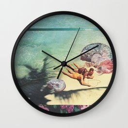 Sea Collections Wall Clock