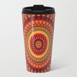Mandala 279 Travel Mug