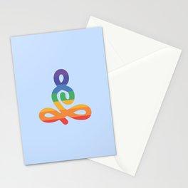 NAMASTE' Stationery Cards