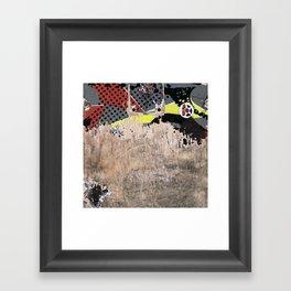 Mark Gonzales, Original Gonz, Vision Skateboards, 1986 Framed Art Print