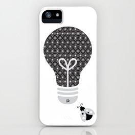Wizard: Bright Idea Art Series iPhone Case
