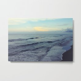 Evening on the Outer Banks Metal Print