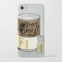 political iPhone & iPod Cases featuring Political Bastards by tukitoku