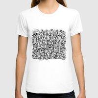 bunnies T-shirts featuring Bunnies & Skulls by Stephan Brusche