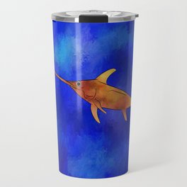 Kessonius V1 - amazing swordfish Travel Mug