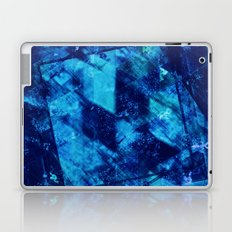 Abstract Geometric Background #23 Laptop & iPad Skin