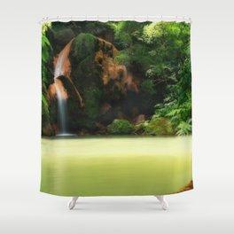 Caldeira Velha Shower Curtain