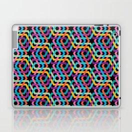 Arabic multicolor pattern Laptop & iPad Skin