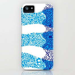 Water Cell iPhone Case