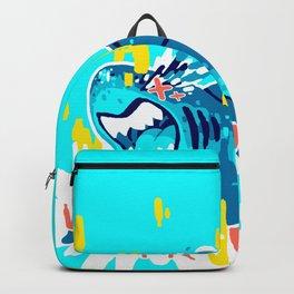 SHARK POWER!!! Backpack