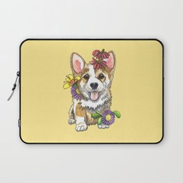 Corgi Cutie Laptop Sleeve
