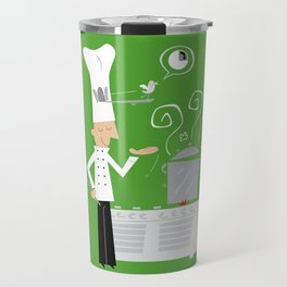 Cuckoo Chef Travel Mug