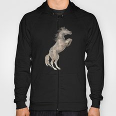 Rearing Horse Hoody