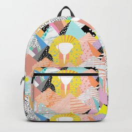 Postmodern Pyramids Backpack