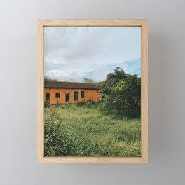 Farm Framed Mini Art Print