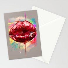 embrasser à nouveau Stationery Cards