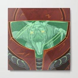 Metroid Prime (Main Theme) Metal Print