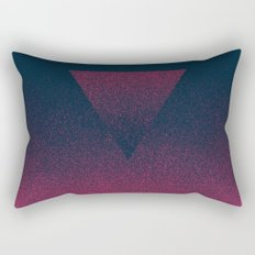 OMBRE / raspberry Rectangular Pillow
