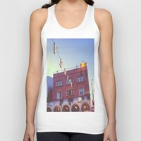 venice Tank Tops featuring Venice by Yancey Wells