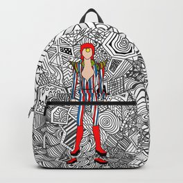 Heroes Fashion 3 Backpack