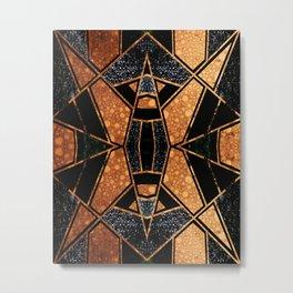 Geometric #957 Metal Print