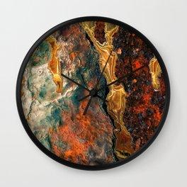 _OXID Wall Clock