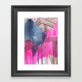 the equinox I Framed Art Print