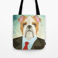 Mr. Woof Tote Bag