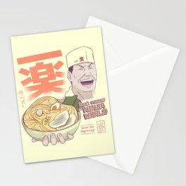 Ichiraku best Ramen Stationery Cards