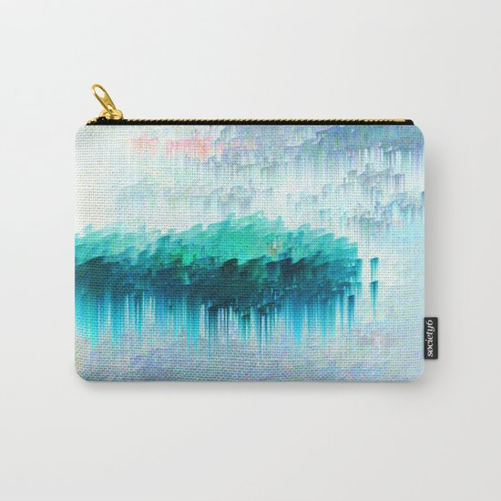 Frozen Island Carry-All Pouch