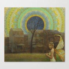 Apophenia Canvas Print