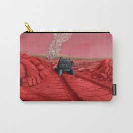 Green Mars Carry-All Pouch