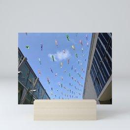 London Skyview Mini Art Print