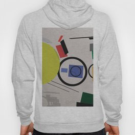 Abstract Composition 232 Hoody