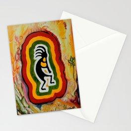 Disco Kokopelli Stationery Cards