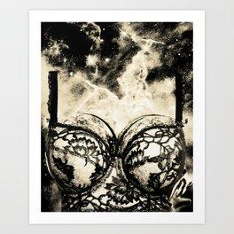 Brasserie No. 2 Art Print