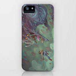 Mako Mori iPhone Case
