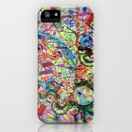 What a Mess! iPhone Case