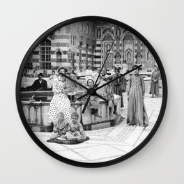 damascus Wall Clock