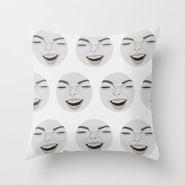 Sofunny Throw Pillow
