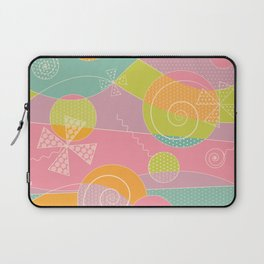 Abstract Pattern - Candyland Laptop Sleeve