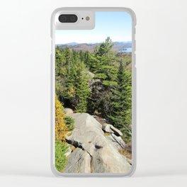 Evergreen Clear iPhone Case