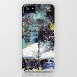 Tree of Good and Evil iPhone Case