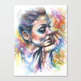 The Escape of Dreams Canvas Print