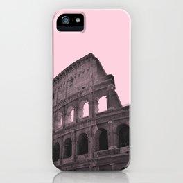 Millennial Colosseum iPhone Case