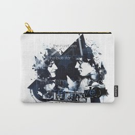 Patti Smith and Robert Mapplethorpe Carry-All Pouch