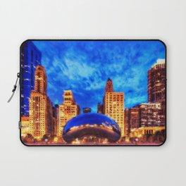Chicago Panorama Laptop Sleeve